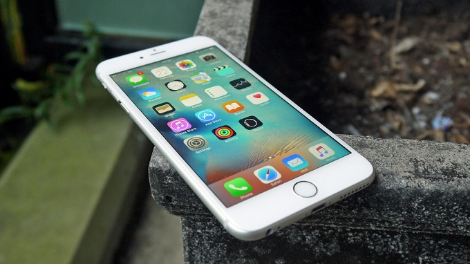 iPhone 6 Plus 16Gb (Trắng)
