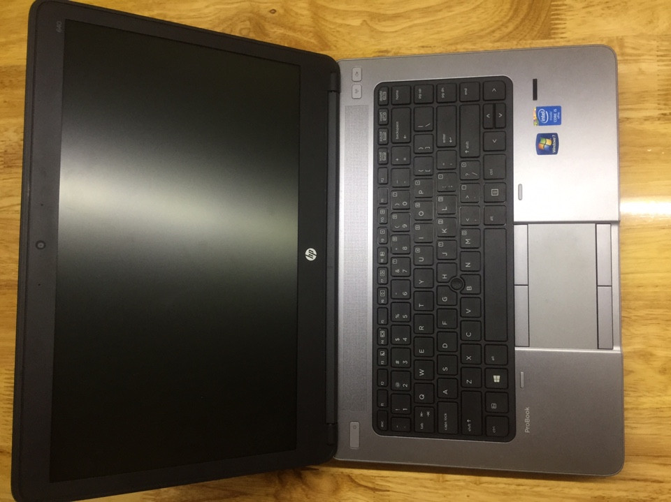 HP 640 G1 (Intel Core I5 4300M, LCD 14inch, 4GB RAM, 500GB HDD)