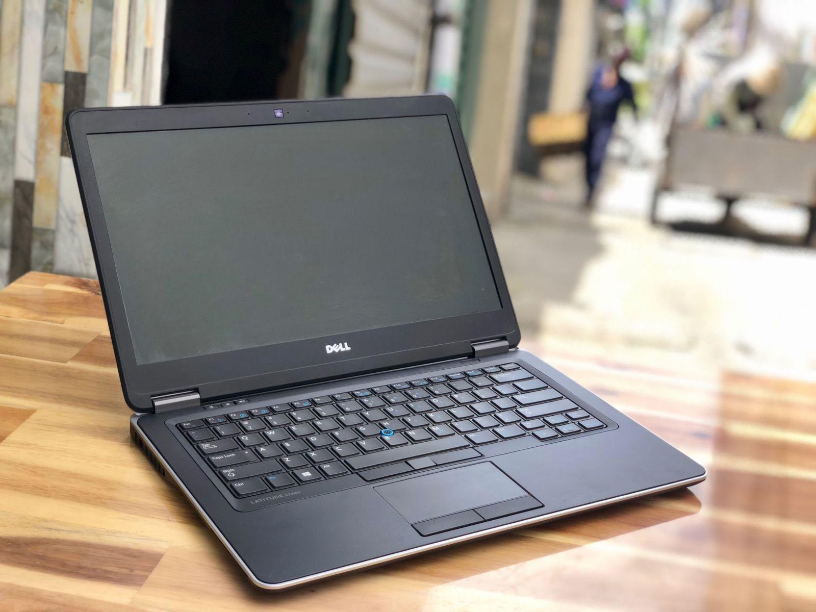 Dell Latitude E7440 (Core i5 4300U, 1.90 GHz Tubor Boost 2.5GHz , Ram 8GB, SSD 120GB, Màn Hình 14 inch)