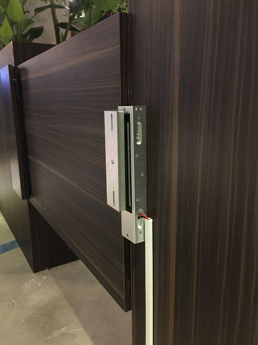 Trọn bộ điều khiển khóa cửa lực từ