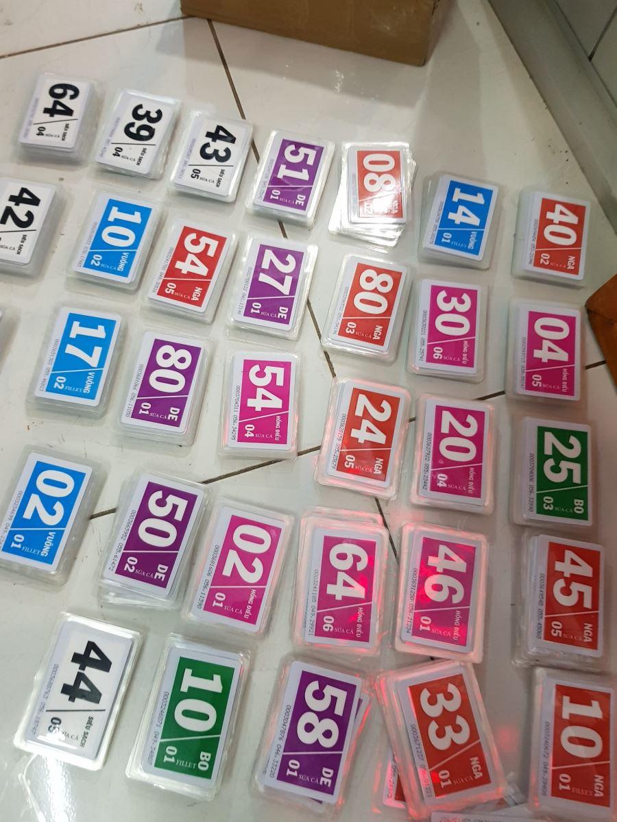 Thiết kế in ấn thẻ nhựa, thẻ từ RFID